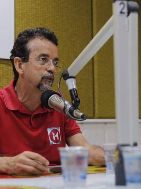 """""""Me sinto preparado para administrar Natal"""", afirma Mineiro na 98"""