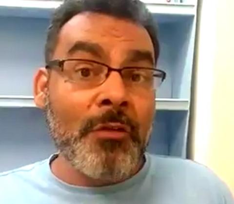 FECHAMENTO DA ESCOLA MUNICIPAL DE TEATRO NA GESTÃO CARLOS EDUARDO É CRITICADA POR ATOR