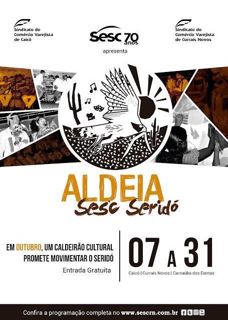 aldeia-sesc-serido-promove-intercambio-artistico-em-cidades-potiguares