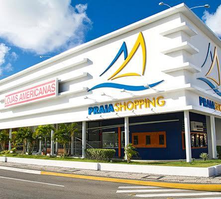 praia shopping
